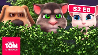 Talking Tom and Friends - The Sabotage | Season 2 Episode 8