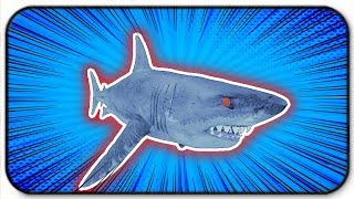 Becoming The Legendary Megalodon Shark - Roblox Fish Simulator