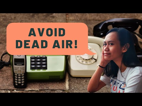 How To Avoid Dead Air In Phone Conversations (With Sample Scripting)