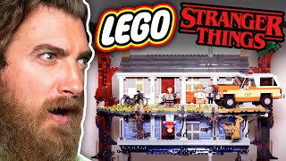 Crazy LEGO Builds (Guess In 10 Seconds Or Less)