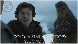 Solo: A Star Wars Story Trailer #1 | Second Look