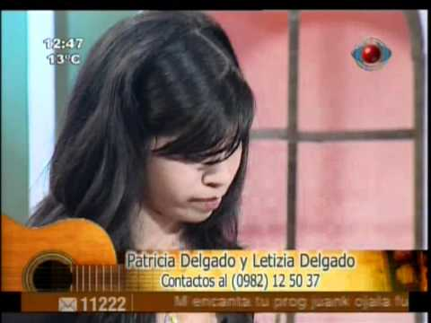 Patricia Delgado y su Requinto de Oro   desde Ybycui    Paraguay