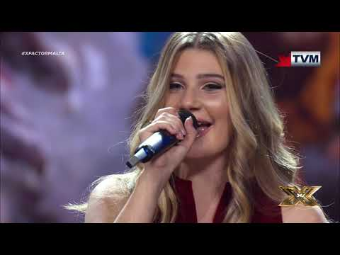 Michela Pace And Joseph Calleja Form The Perfect Symphony | X Factor Malta | Season 1 Final Show