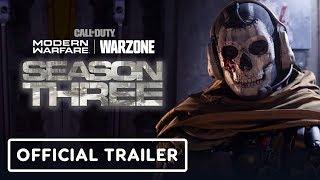 Call of Duty: Modern Warfare and Warzone - Official Season 3 Trailer