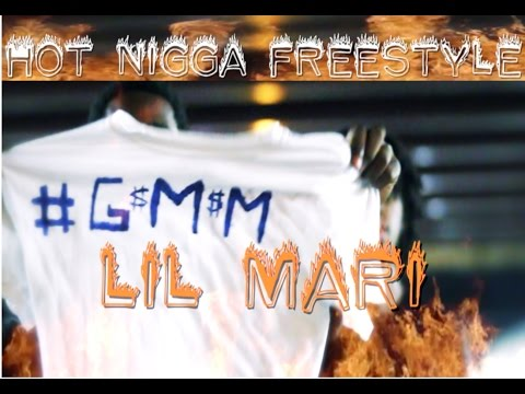 Lil Mari- Hot Nigga Freestyle (Official Video) (Shot&Edit by RastaBwoyKell)