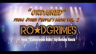 """Ordained"" (inst. Aesop Rock - ""Catacomb Kids"")"