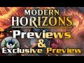 MTG – BEST Modern Horizons Spoilers So Far & Exclusive Preview: Force of Rage!