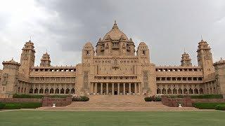 Дворец махараджи в Индии стал центром съёмок британского фильма (новости)