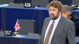 Stanisław Żółtek: Celem UE jest zmuszenie państw do bezwzględnego posłuszeństwa!