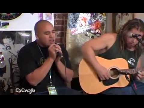 Reggae - The Green - Alone (Live)