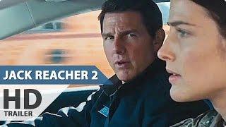 JACK REACHER 2: NEVER GO BACK Trailer 2 (2016)