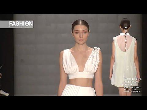 ÖZLEM ERKAN Spring 2020 MBFW Istanbul - Fashion Channel