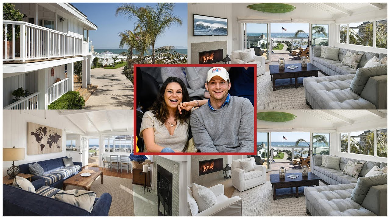 Mila Kunis And Ashton Kutchers House YouTube - Ashton kutcher home