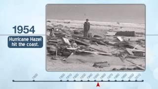 A History of the Myrtle Beach, South Carolina Area