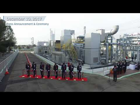 Kawasaki: Hydrogen CGS For Smart Community At Kobe, Japan