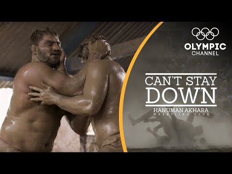 The fight is for life in India's oldest Wrestling club | Can't Stay Down