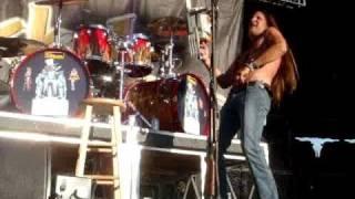 Jackyl - The Lumberjack - Live 2010