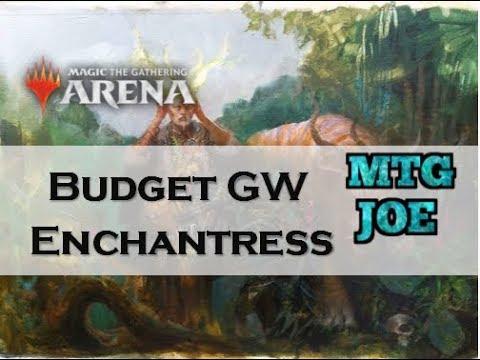 GW Enchantress (Reddit Brews) - MTG Arena