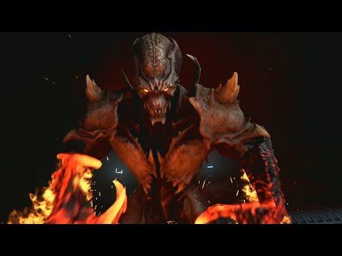 Doom: Eternal - Phobos Gameplay - QuakeCon 2018