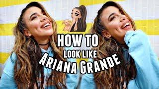 Ariana Grande Makeup & Hair Tutorial! (Thank U, Next Transformation)