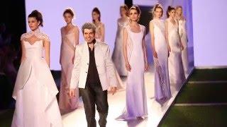 بالفيديو- جمال تسلاق يصر على اللون الأبيض وفستان الزفاف يخبر الحكاية