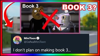 Will MiniToon Make PIGGY BOOK 3?! (Roblox Piggy News)