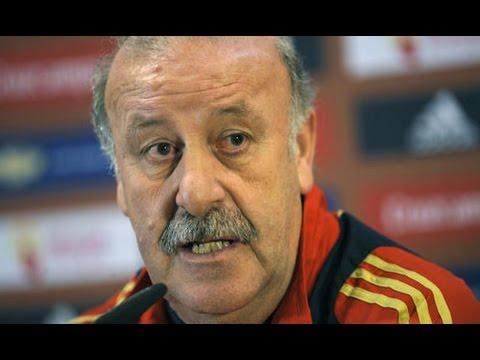 Entrevista: Vicente del Bosque sobre FC Barcelona - Real Madrid y la selección Española