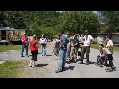 Riverdale Revisited - Marcellus Shale Reality Tour Part 7 -