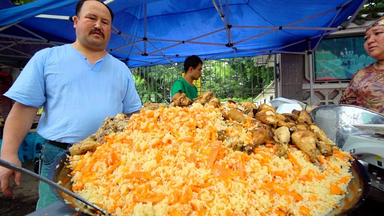 Muslim Street Food in CHINA | Guangzhou HALAL Street Food Heaven - BEST  Islamic Chinese Street Food