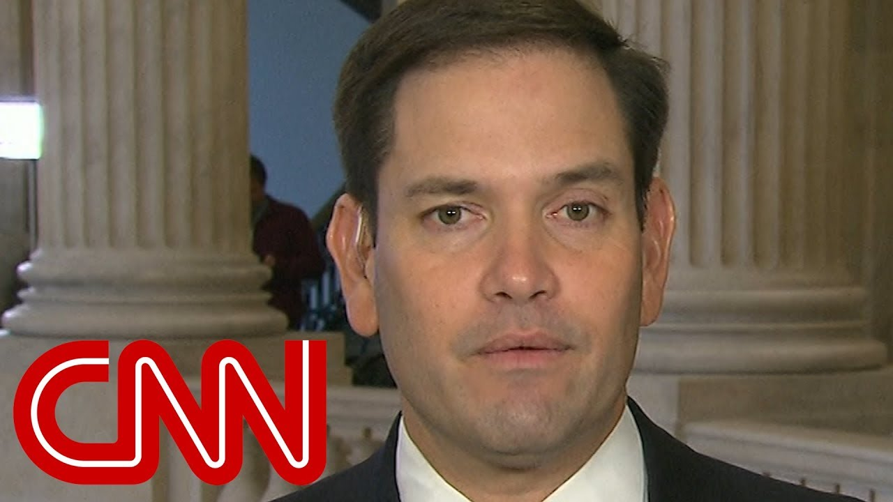 Sen. Marco Rubio: Crown Prince will continue to test the limits