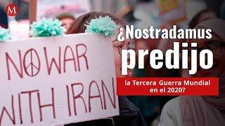 ¿Nostradamus predijo la Tercera Guerra Mundial en el 2020?