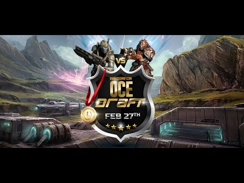 Oceanic Draft Tournament - 27/28th February 2016