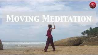 Moving Meditation - perfect for a daily practice