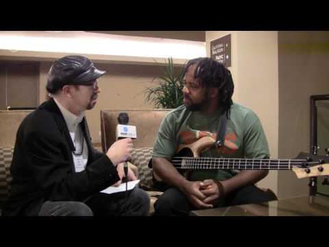 MusicRadar meets bassist Victor Wooten