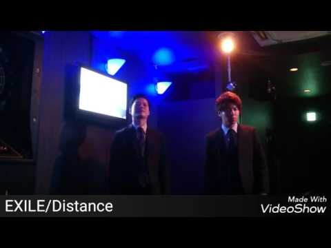 EXILE/Distance歌詞つき