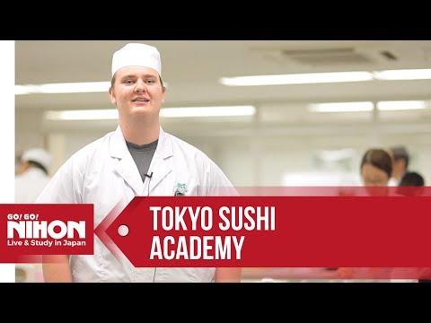 Tokyo Sushi Academy in Tokyo 東京すしアカデミー by Go! Go! Nihon