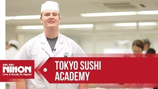 Tokyo Sushi Academy in Tokyo 東京すしアカデミー by Go! Go! Nihon