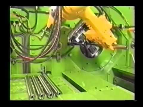 AGFM Gun Barrel Forging MA