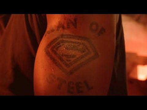 Your Friendly Neighborhood Superheroes: Part 3/4: Steel (Shaquille O