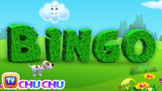 Video BINGO Dog Song - Nursery Rhyme With Lyrics - Cartoon Animation Rhymes & Songs for Children download MP3, 3GP, MP4, WEBM, AVI, FLV Agustus 2018