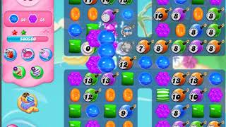 Candy Crush Saga   level 615 no boosters