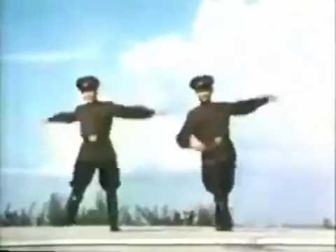 Kazachok dance