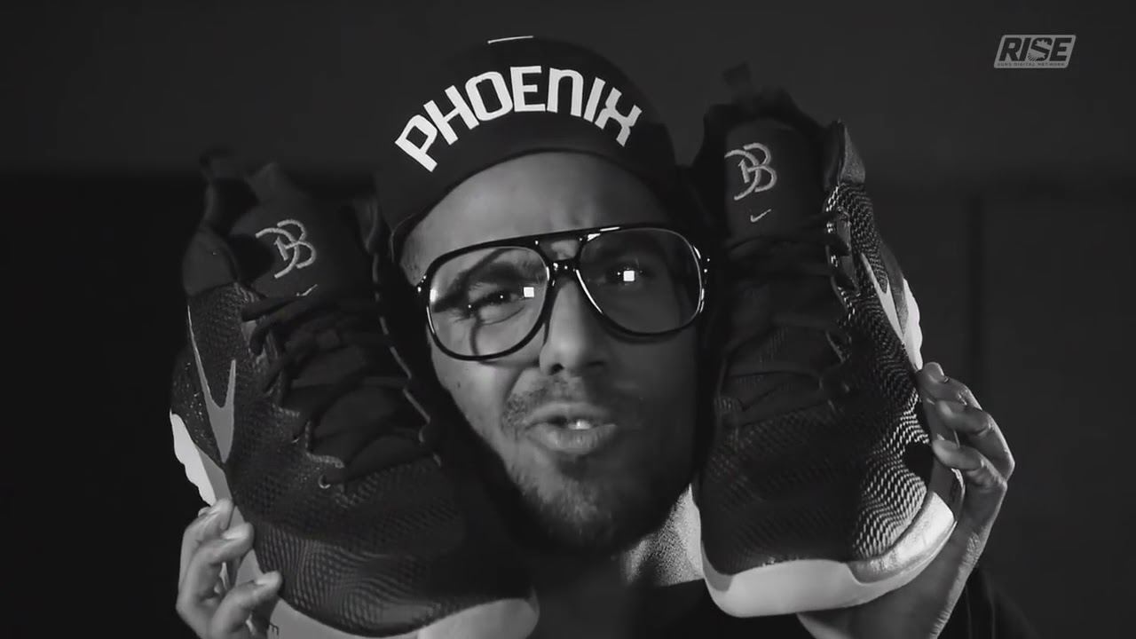 4b767ba5a23 Devin Booker x Futuristic - It s Gotta Be The Shoes