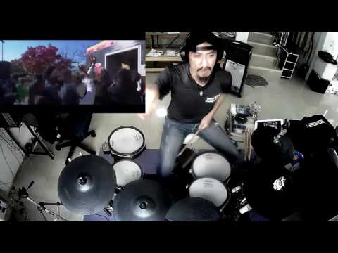 Machine Gun Kelly - TILL I DIE  (Electric Drum cover by Neung)
