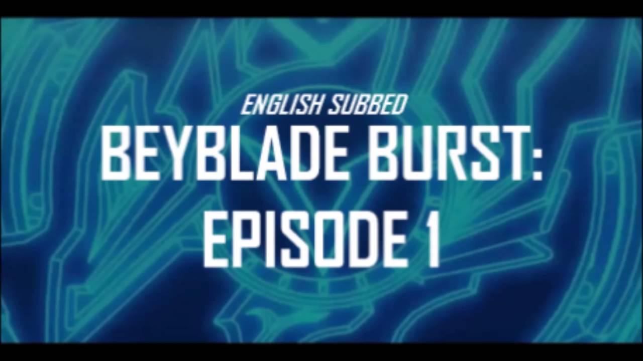 Beyblade burst episode 1 english sub