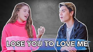 Selena Gomez - Lose You To Love Me (cover)
