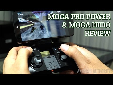10 best Android games for the Moga Controller