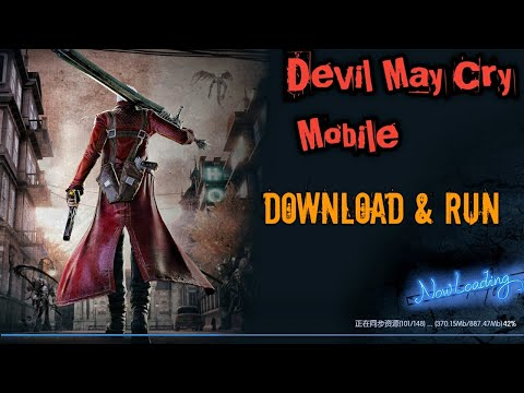 How To Download Devil May Cry Mobile |Without Registration Key & VPN