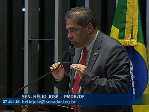Hélio José anuncia pedido de instalação de CPI para investigar atuação da Anatel