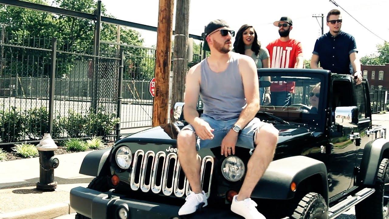 Jentile - Love Start Healin' Ft. N+I Official Music Video